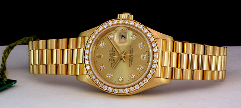 Rolex Presidential Gold Value